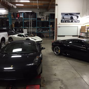 Photo of 503 Motoring - Beaverton, OR, United States. 2 ferraris and a