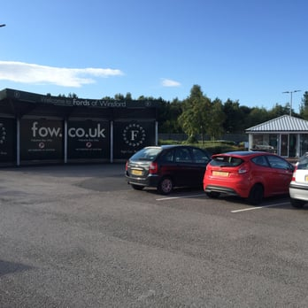 Car Dealers Fords Of Winsford