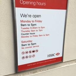 HSBC Bank - Bank & Building Societies - 9 Rose Lane
