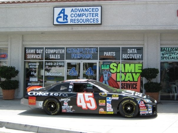 Advanced Computer Resources: 16861 Foothill Blvd, Fontana, CA