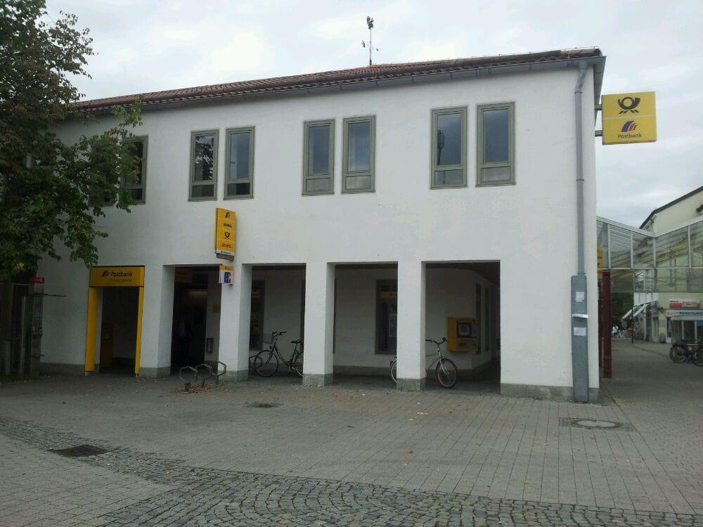 Deutsche post filiale bureau de poste rathausplatz 13 for Bureau de poste rousset 13