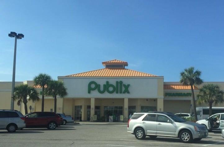Publix Grocery & Pharmacy: 4265 Tamiami Trl, Port Charlotte, FL