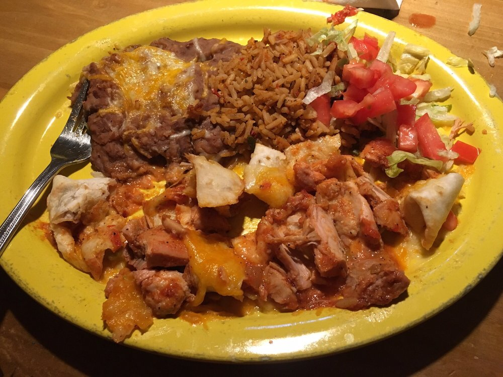 Coyote Blue Tex Mex Cafe: 1960 Saybrook Rd, Middletown, CT