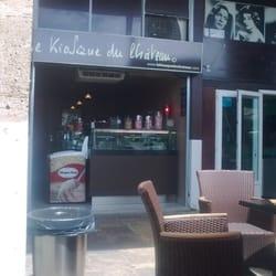 le kiosque du ch teau fast food 74 quai du port hotel. Black Bedroom Furniture Sets. Home Design Ideas