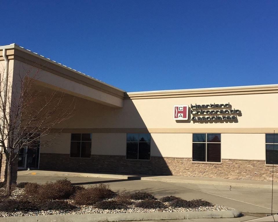 Heartland Chiropractic Associates- Dakota Dunes: 711 Sioux Point Rd, Dakota Dunes, SD