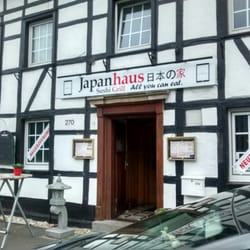 photo of japan haus leverkusen nordrhein westfalen germany eingang ok sieht - Haus Japan