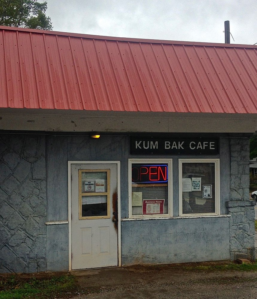Kumback Cafe: 112 Independence St, Tignall, GA