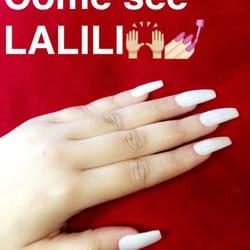 Lalili nails spa 21 photos 22 reviews nail salons for 22 salon houston