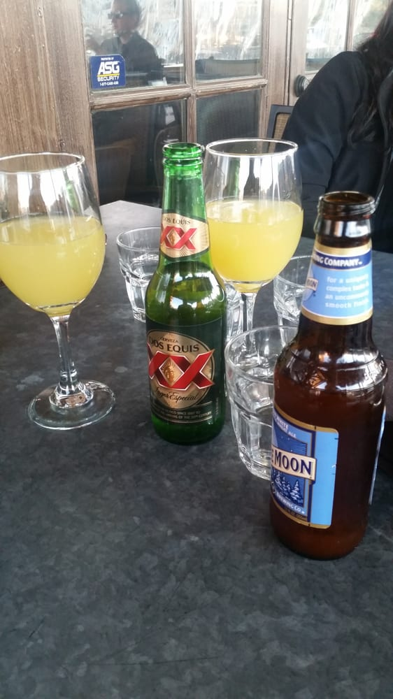 how to make mimosas with beer