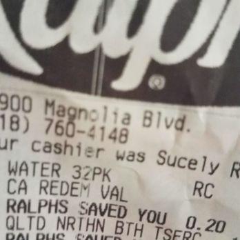 Ralphs 50 Photos 191 Reviews Grocery 10900 Magnolia Blvd