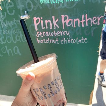 Pink Panther Drink Perfection Yelp