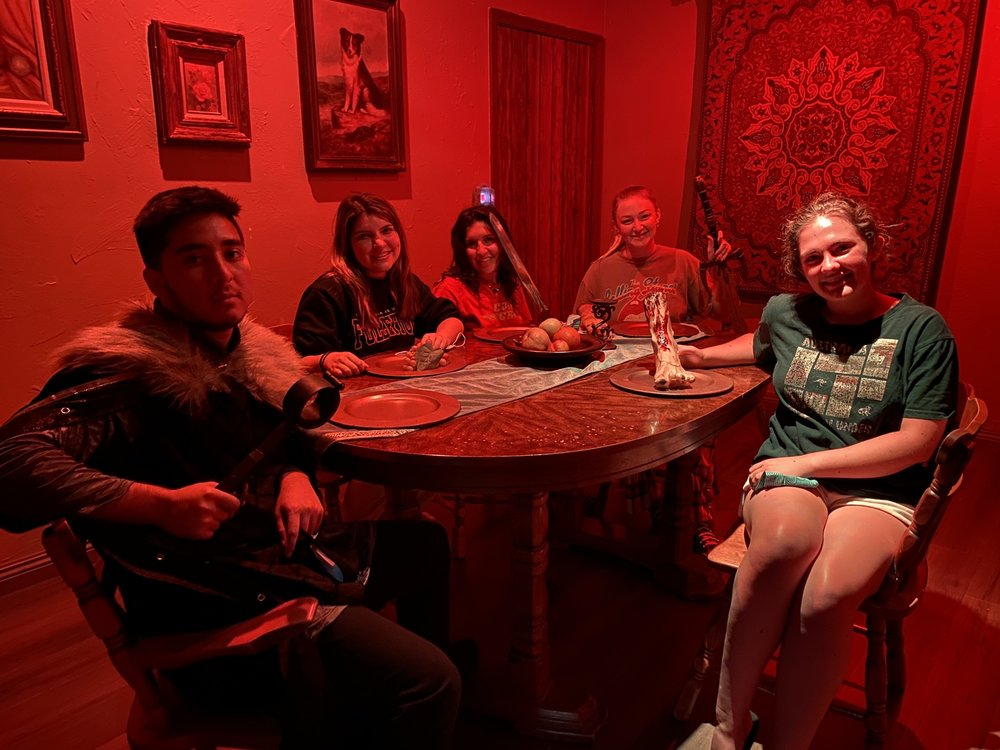 Social Spots from Quest Tavern Escape Room