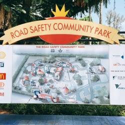 Road Safety Community Park  Theme Parks  East Coast Park Service