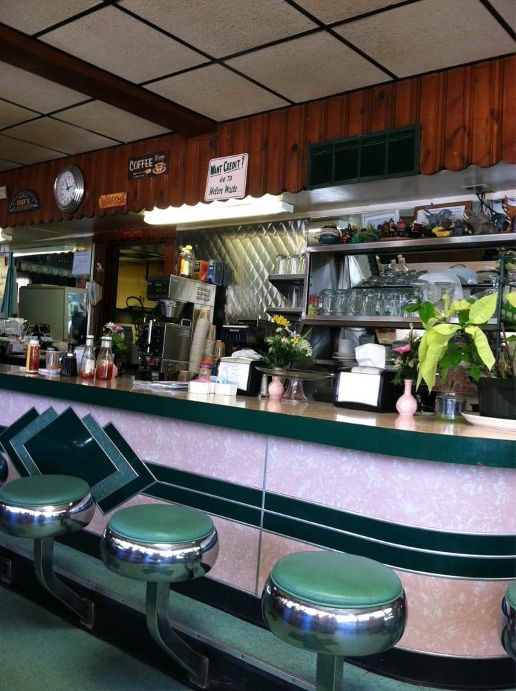 Closed Restaurant Diner On White Horse Pike Nj