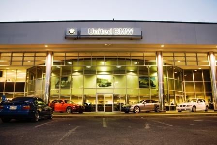 United Bmw Service Department 11458 Alpharetta Highway Roswell Ga