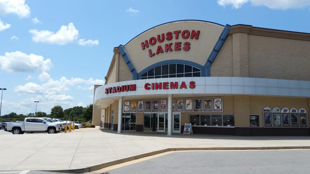 Social Spots from GTC Houston Lakes Cinemas