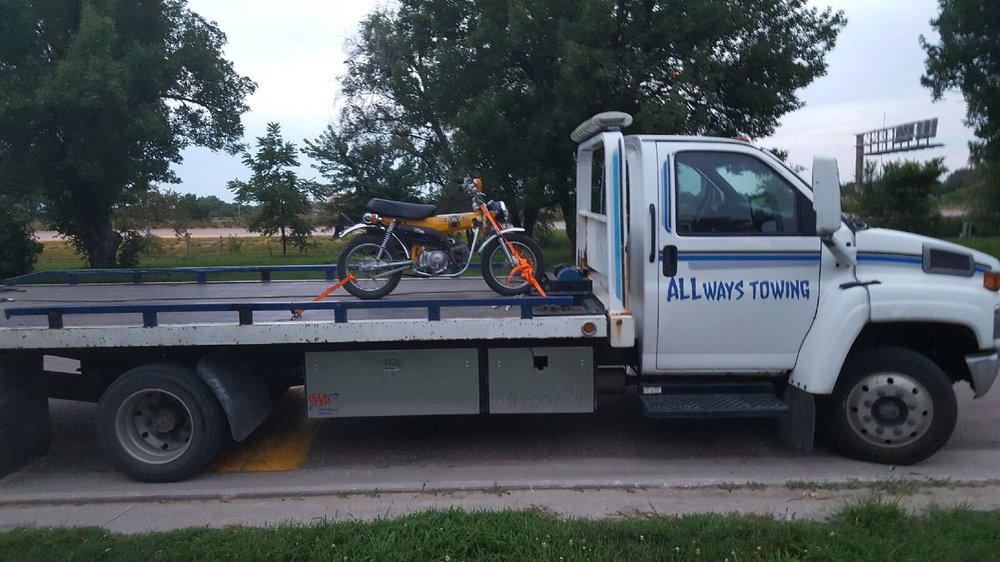 ALLways Towing: 5657 N 57th St, Lincoln, NE