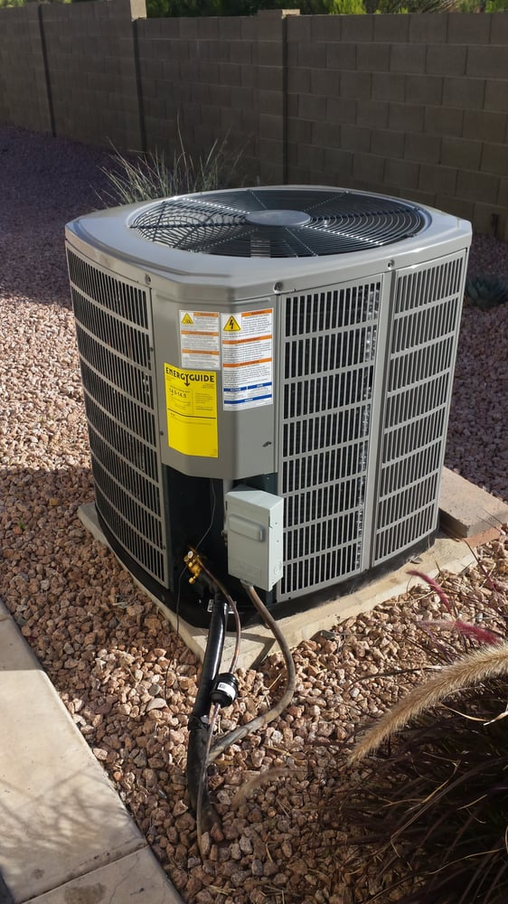 AJ Mike's Air Conditioning: 2442 W Jasper Ave, Apache Junction, AZ