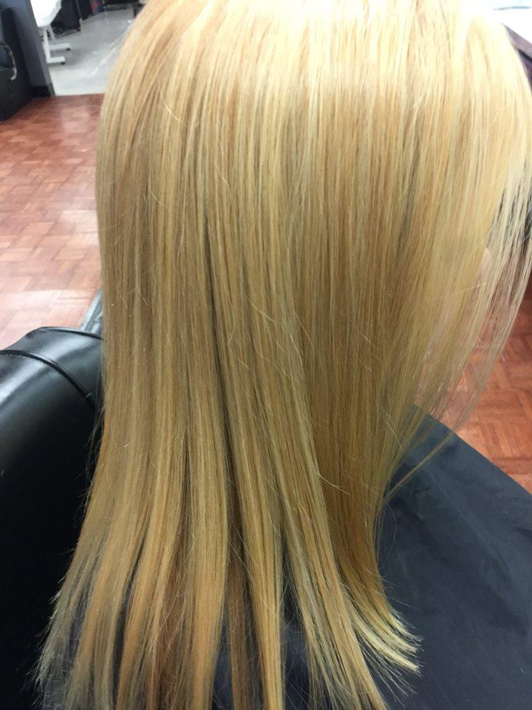 One Length Haircut Yelp