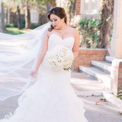 Photo Of Second Summer Bride