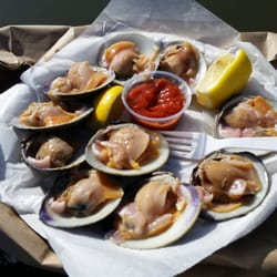 Photo Of Keyport Fishery Nj United States Clams On The Half