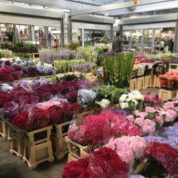 Photo of New Covent Garden Flower Market - London, United Kingdom