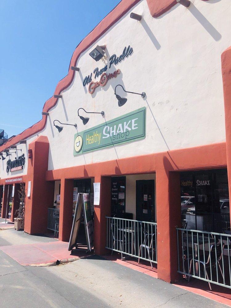 Healthy Shake Shop