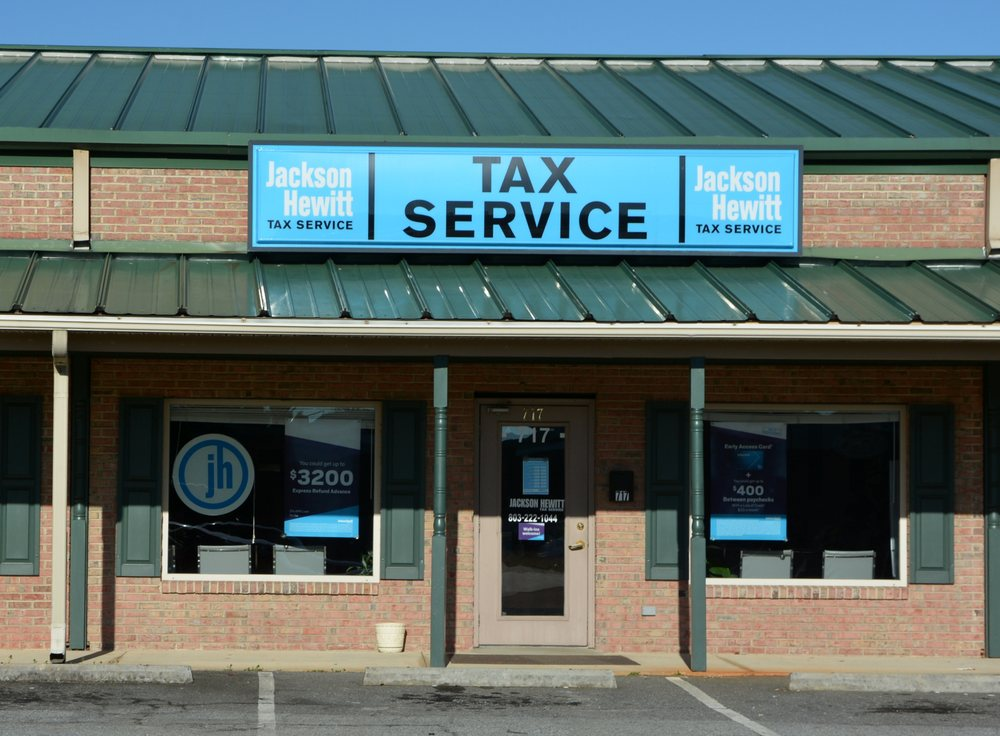 Jackson Hewitt Tax Service - Tax Services - 717 Bethel St ...