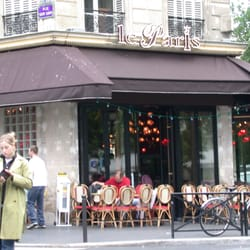 le paris cafes 1 rue br guet bastille paris france. Black Bedroom Furniture Sets. Home Design Ideas