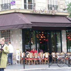 le paris cafes 1 rue br guet bastille paris france. Black Bedroom Furniture Sets. Home Design Ideas