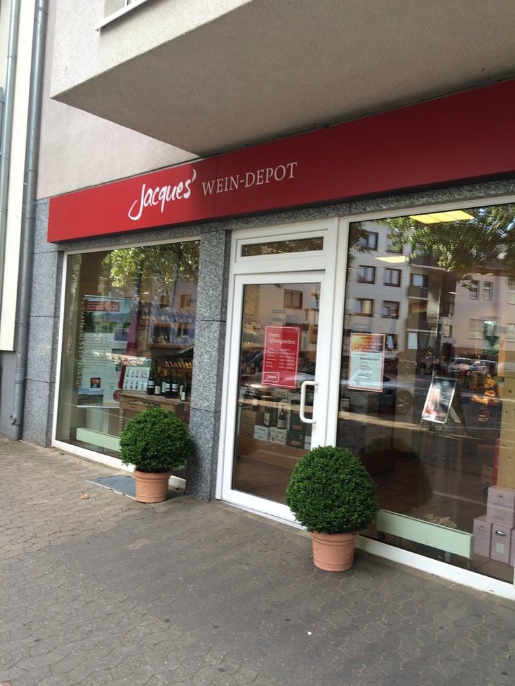Jacques Wein Depot Wein Bier Schnaps Uerdinger Str