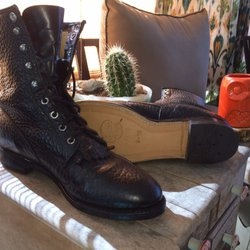 Photo Of Famous Shoe Repair Metairie La United States Vintage Boots