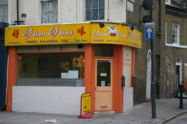 Yum yum take away fast food 48 caledonian road king 39 s for Azeri cuisine caledonian road
