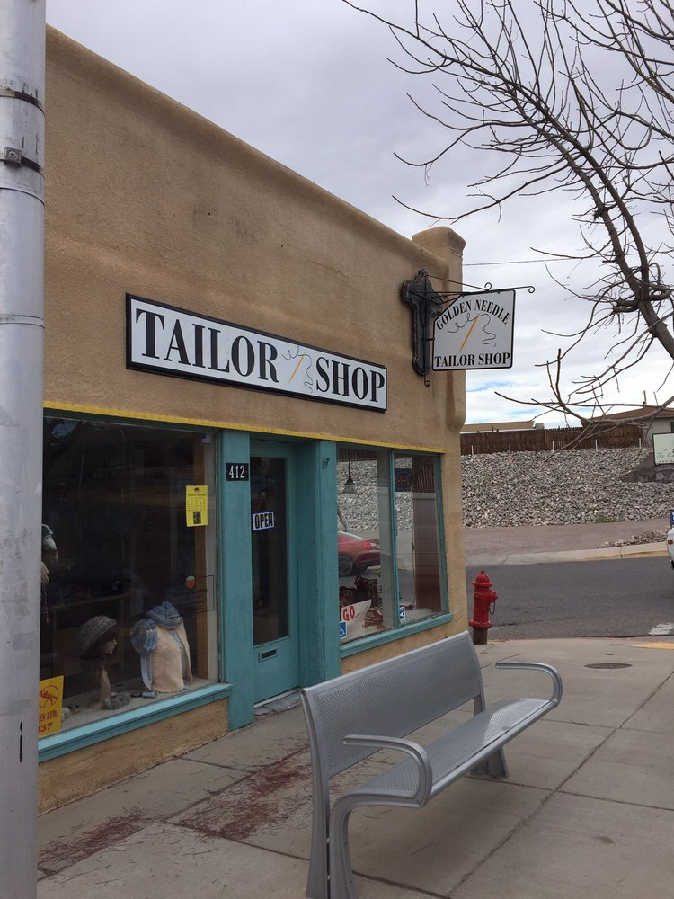 Golden Needle Tailor Shop: 412 Main St, Truth or Consequences, NM