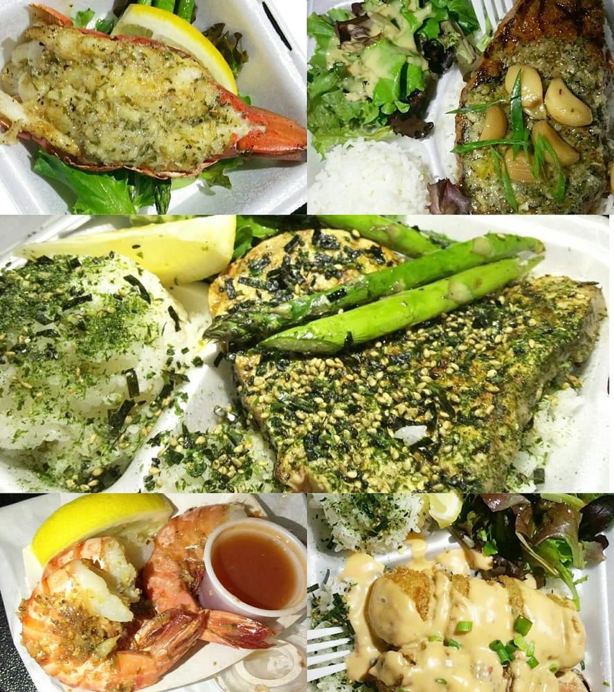 Upscale Hawaii Food Truck Honolulu Hi