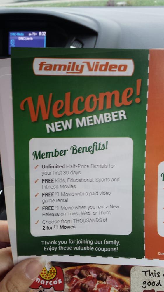 Family Video Rental - 3032 Ansborough Ave, Waterloo, IA