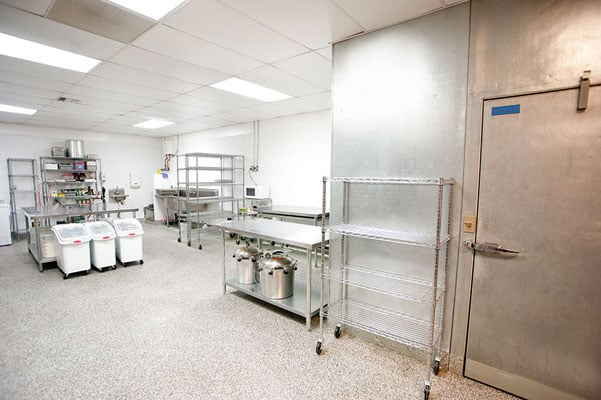 To Rent At Shared Commercial Kitchen Please Visit Our Website And Contact Us For An Appointment