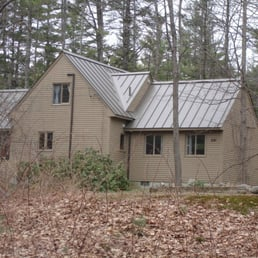 Photo Of Armor Metal Roofing   Newington, NH, United States. Grey Standing  Seam