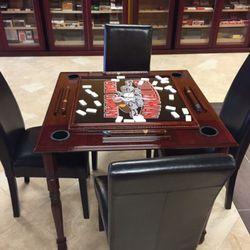 Fine Tablas Capicubana Domino Tables 34 Photos Tabletop Games Home Interior And Landscaping Ologienasavecom