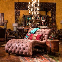 Photo Of ADOBE Interiors   Fort Worth, TX, United States. Chisum Tufted  Chaise