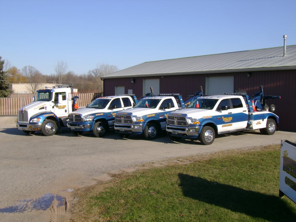 Towing business in Ledgeview, WI