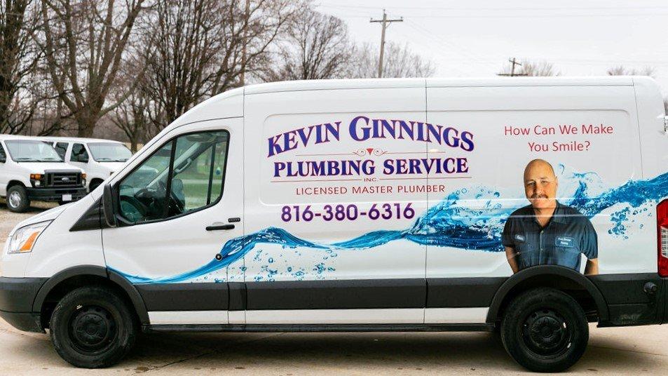 Kevin Ginnings Plumbing Service: 903 Locust St, Harrisonville, MO