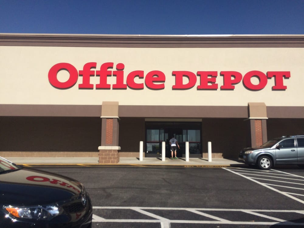 Office depot office equipment 1117 knox ave north augusta sc phone number yelp - Office depot store near me ...