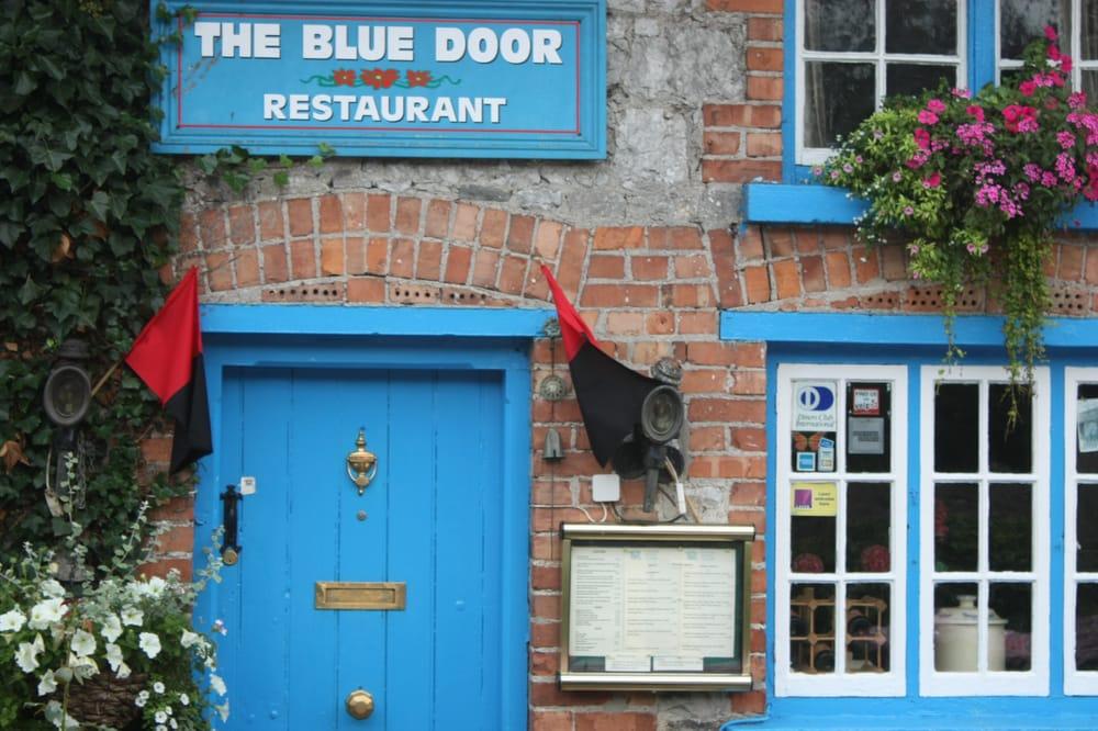 Photos For The Blue Door Restaurant Yelp