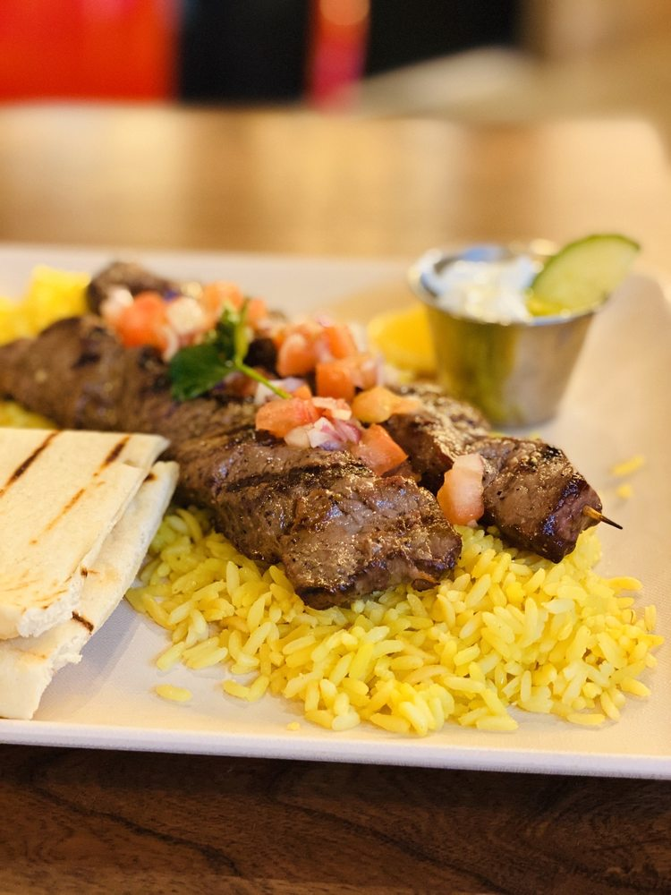 The Great Greek Mediterranean Grill: 13650 East Colifax Ave, Aurora, CO