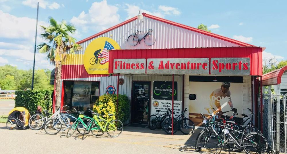 Fitness  & Adventure Sports: 14204 Highway 110 S, Whitehouse, TX