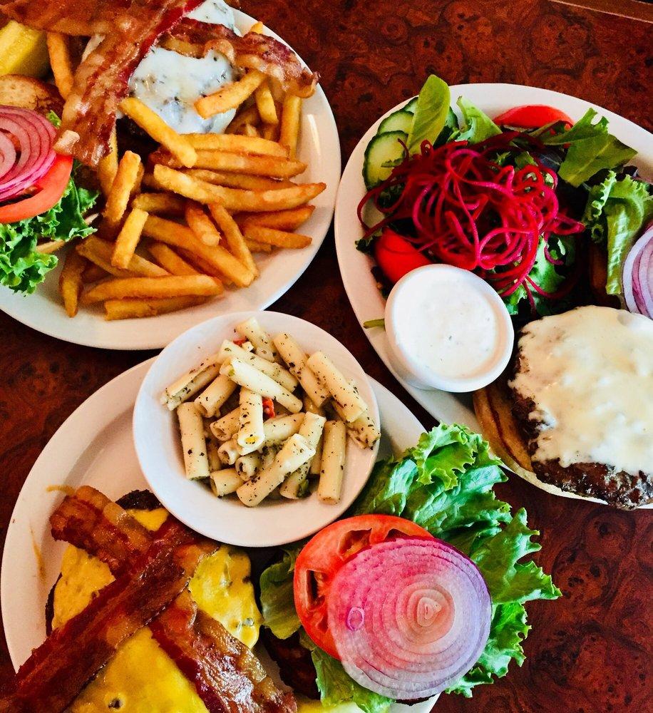 Upriver Cafe: 29 Main St, Lake Luzerne, NY
