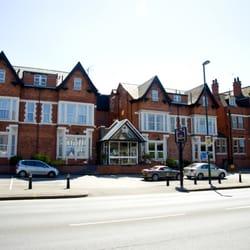 Best Western Westminster Hotel Mansfield Road Nottingham