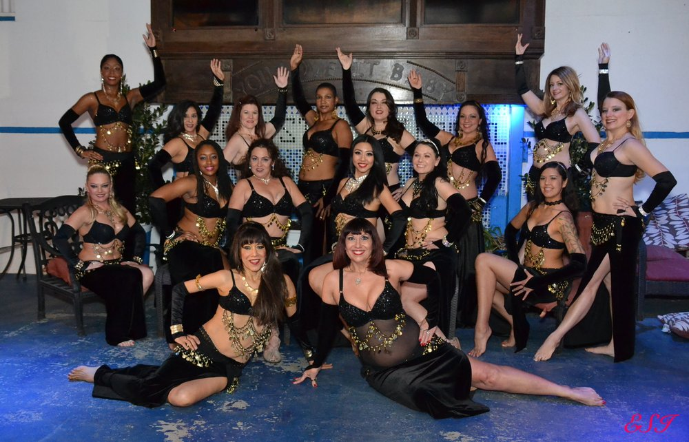 Authentic Belly Dancing Entertainment & Academy