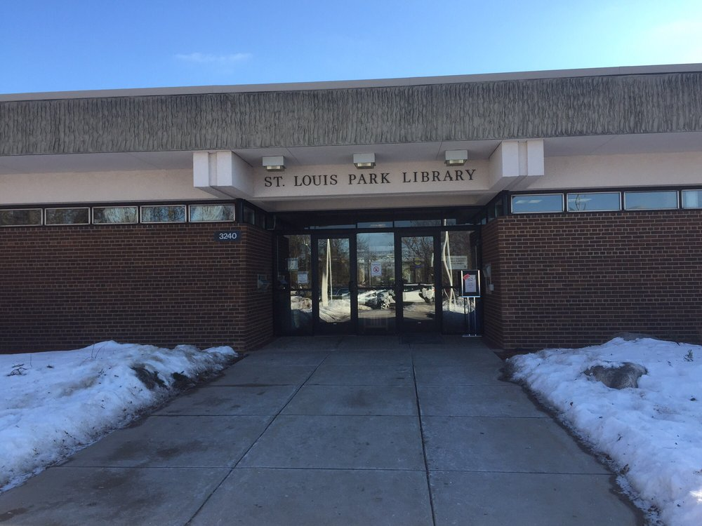 Hennepin County Library - St. Louis Park Library